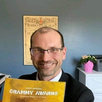 In our nationally-recognized School of Music, you'll learn from the best in the industry, and then you'll BECOME the best in the industry!  Read about Fredonia's faculty and alumni honored at this week's GRAMMY awards by clicking on the link in our bio. #nowisthetime #Fredoniaistheplace