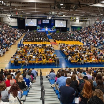Unfortunately, Fredonia has called off the rescheduled August 8 Commencement ceremony for the Class of 2020.  Info is available by clicking the link in our bio.  Class of 2020, please check your Fredonia email to help decide the next steps.